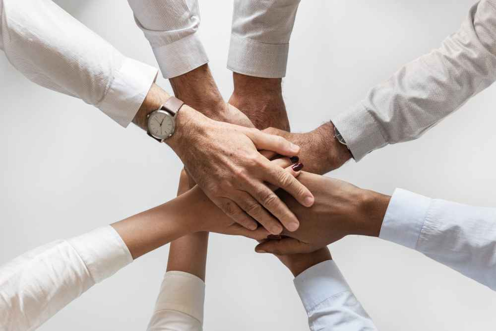 We are better off together as a unit - one. God wants us to be unified and not divided. Let's dwell in unity.