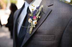 adult boutonniere celebration ceremony