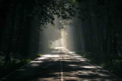 asphalt dark dawn endless